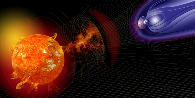 NASA's Space Weather Center Reports Flares at Their Peak Around Noon Eastern on September 10,2017!