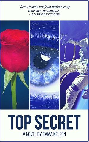 """Top Secret"" – New Paranormal Novella: E-Book ExcerptIncluded"