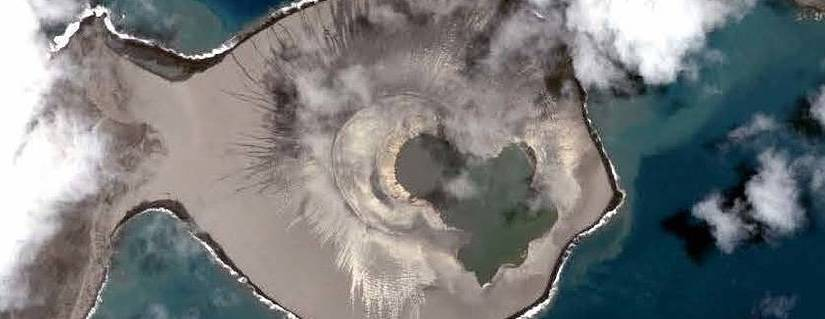 Hunga Tonga-Hunga Ha'apai is Almost 3 Years Old – The Creation of Earth isOngoing!