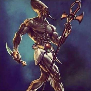 1 african gods